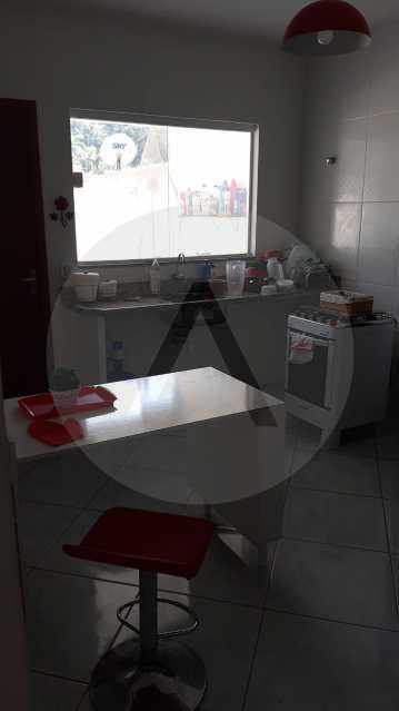 17 Casa Linear Itaipu. - Casa 2 quartos à venda Itaipu, Niterói - R$ 350.000 - HTCA20040 - 18