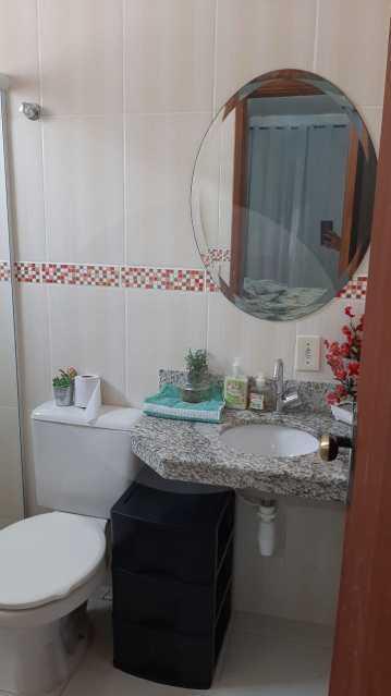 15 Casa Linear Itaipu. - Casa 2 quartos à venda Itaipu, Niterói - R$ 350.000 - HTCA20040 - 16
