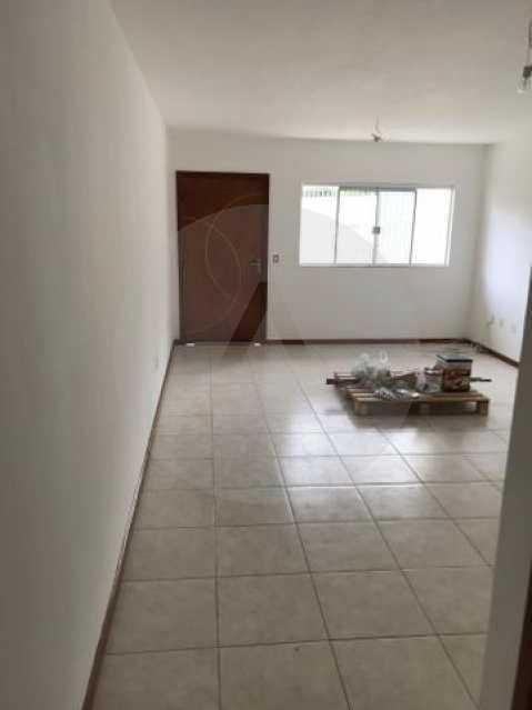 15 Casa Duplex Piratininga - Imobiliária Agatê Imóveis vende Condomínio com 4 casas Duplex, Piratininga - Niterói. - HTCA20041 - 16
