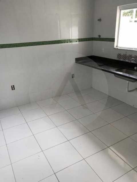 7 Casa Duplex Piratininga - Imobiliária Agatê Imóveis vende Condomínio com 4 casas Duplex, Piratininga - Niterói. - HTCA20041 - 8