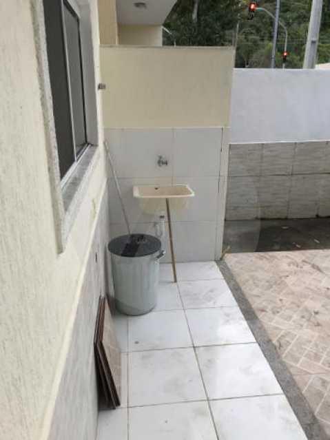 10 Casa Duplex Piratininga - Imobiliária Agatê Imóveis vende Condomínio com 4 casas Duplex, Piratininga - Niterói. - HTCA20041 - 11