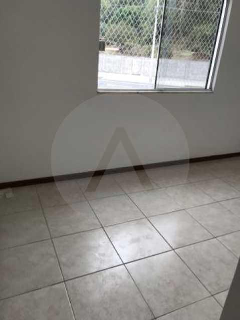 19 Casa Duplex Piratininga - Imobiliária Agatê Imóveis vende Condomínio com 4 casas Duplex, Piratininga - Niterói. - HTCA20041 - 20