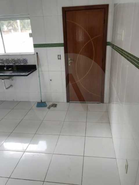 9 Casa Duplex Piratininga - Imobiliária Agatê Imóveis vende Condomínio com 4 casas Duplex, Piratininga - Niterói. - HTCA20041 - 10