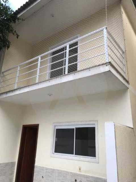 13 Casa Duplex Piratininga - Imobiliária Agatê Imóveis vende Condomínio com 4 casas Duplex, Piratininga - Niterói. - HTCA20041 - 14