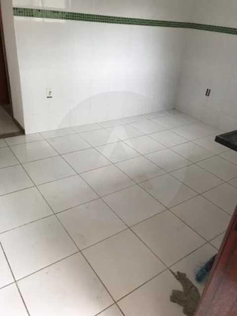 14 Casa Duplex Piratininga - Imobiliária Agatê Imóveis vende Condomínio com 4 casas Duplex, Piratininga - Niterói. - HTCA20041 - 15