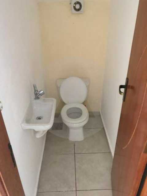 5 Casa Duplex Piratininga - Imobiliária Agatê Imóveis vende Condomínio com 4 casas Duplex, Piratininga - Niterói. - HTCA20041 - 6