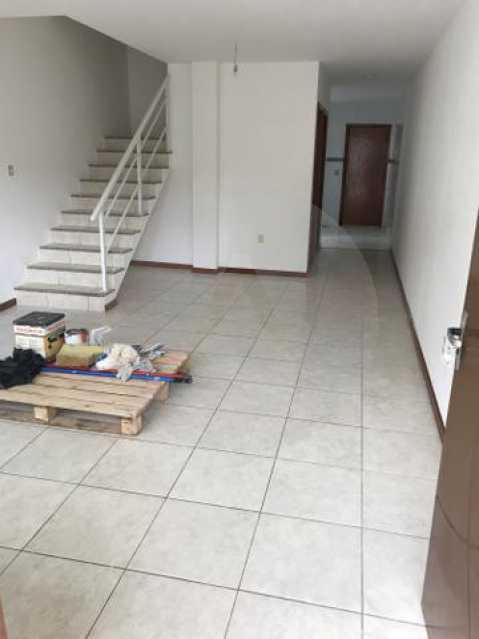3 Casa Duplex Piratininga - Imobiliária Agatê Imóveis vende Condomínio com 4 casas Duplex, Piratininga - Niterói. - HTCA20041 - 4