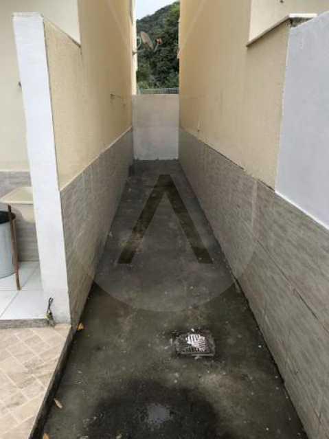 12 Casa Duplex Piratininga - Imobiliária Agatê Imóveis vende Condomínio com 4 casas Duplex, Piratininga - Niterói. - HTCA20041 - 13