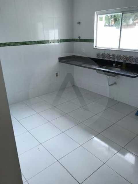 6 Casa Duplex Piratininga - Imobiliária Agatê Imóveis vende Condomínio com 4 casas Duplex, Piratininga - Niterói. - HTCA20041 - 7