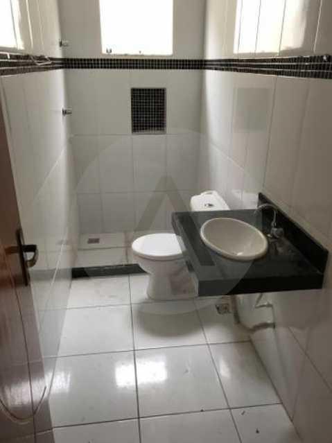 18 Casa Duplex Piratininga - Imobiliária Agatê Imóveis vende Condomínio com 4 casas Duplex, Piratininga - Niterói. - HTCA20041 - 19