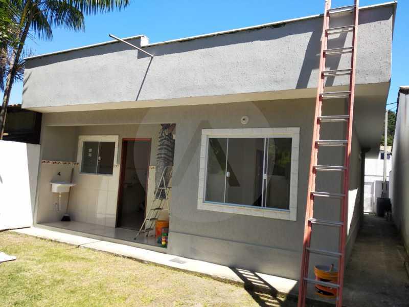 1 Casa Condomínio Itaipu - Imobiliária Agatê Imóveis vende Casa em Condomínio de 74m² Várzea das Moças - Niterói por 260 mil reais. - HTCN30103 - 1