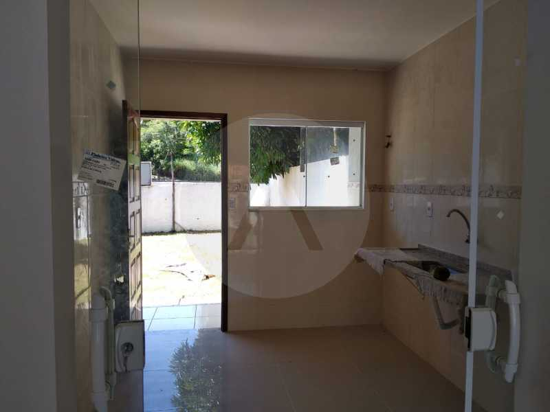 11 Casa Condomínio Itaipu - Imobiliária Agatê Imóveis vende Casa em Condomínio de 74m² Várzea das Moças - Niterói por 260 mil reais. - HTCN30103 - 12
