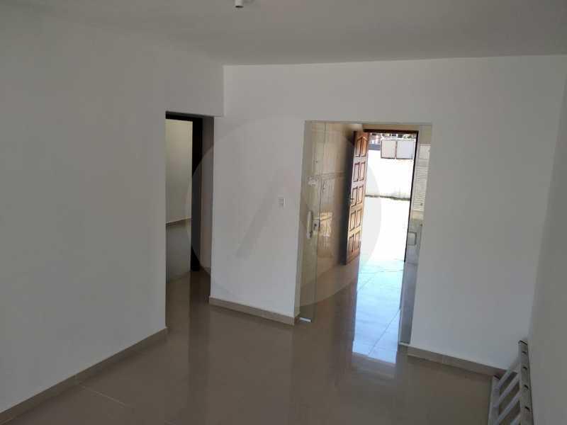 5 Casa Condomínio Itaipu - Imobiliária Agatê Imóveis vende Casa em Condomínio de 74m² Várzea das Moças - Niterói por 260 mil reais. - HTCN30103 - 6