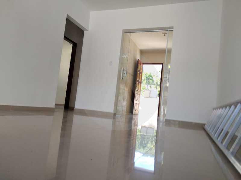 3 Casa Condomínio Itaipu - Imobiliária Agatê Imóveis vende Casa em Condomínio de 74m² Várzea das Moças - Niterói por 260 mil reais. - HTCN30103 - 4
