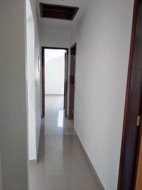 6 Casa Condomínio Itaipu - Imobiliária Agatê Imóveis vende Casa em Condomínio de 74m² Várzea das Moças - Niterói por 260 mil reais. - HTCN30103 - 7