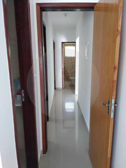 7 Casa Condomínio Itaipu - Imobiliária Agatê Imóveis vende Casa em Condomínio de 74m² Várzea das Moças - Niterói por 260 mil reais. - HTCN30103 - 8