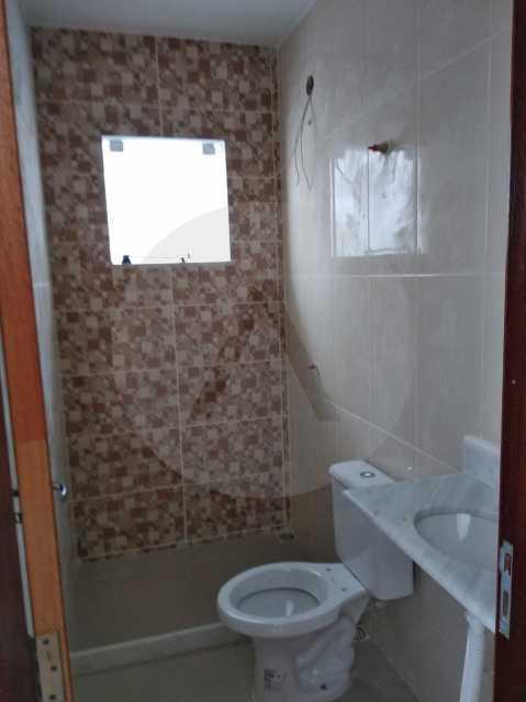 10 Casa Condomínio Itaipu - Imobiliária Agatê Imóveis vende Casa em Condomínio de 74m² Várzea das Moças - Niterói por 260 mil reais. - HTCN30103 - 11