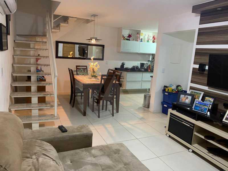 2 Casa Condomínio Itaipu. - Imobiliária Agatê Imóveis vende Casa em Condomínio - Itaipu - Niterói. - HTCN30104 - 3