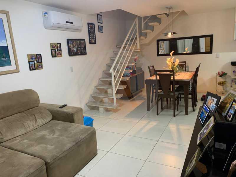 3 Casa Condomínio Itaipu. - Imobiliária Agatê Imóveis vende Casa em Condomínio - Itaipu - Niterói. - HTCN30104 - 4