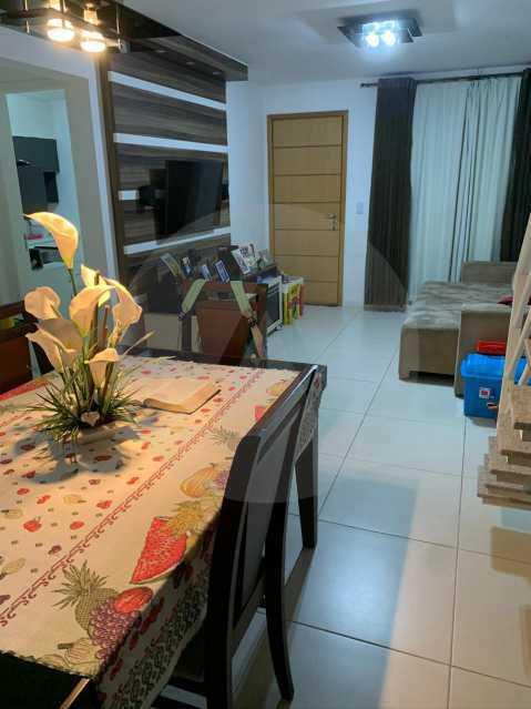 4 Casa Condomínio Itaipu. - Imobiliária Agatê Imóveis vende Casa em Condomínio - Itaipu - Niterói. - HTCN30104 - 5