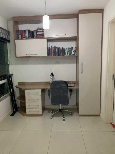 6 Casa Condomínio Itaipu. - Imobiliária Agatê Imóveis vende Casa em Condomínio - Itaipu - Niterói. - HTCN30104 - 7