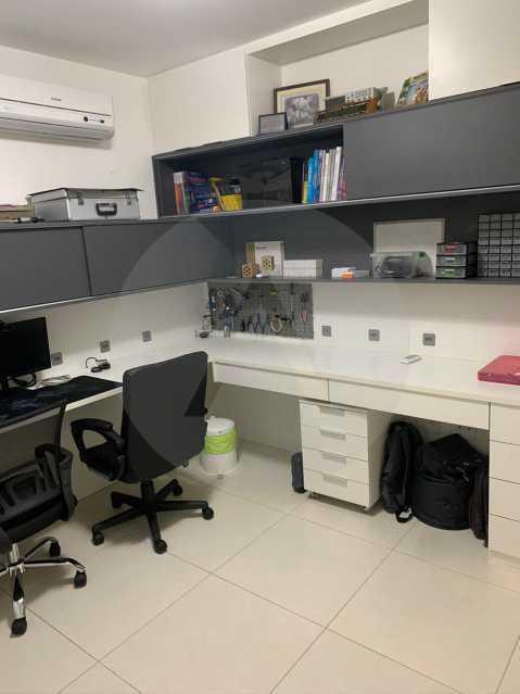 7 Casa Condomínio Itaipu. - Imobiliária Agatê Imóveis vende Casa em Condomínio - Itaipu - Niterói. - HTCN30104 - 8