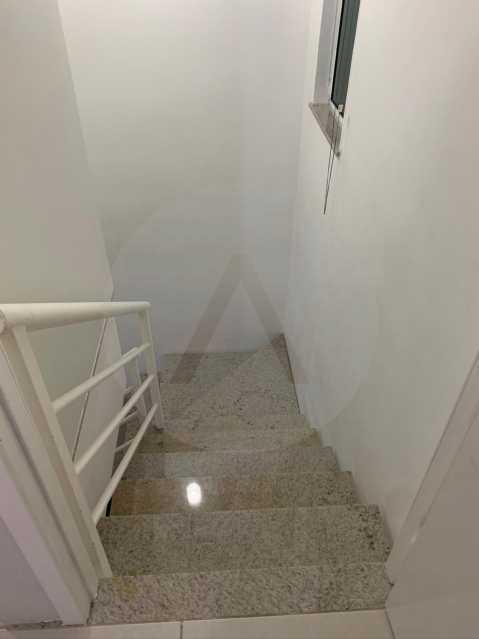 9 Casa Condomínio Itaipu. - Imobiliária Agatê Imóveis vende Casa em Condomínio - Itaipu - Niterói. - HTCN30104 - 10