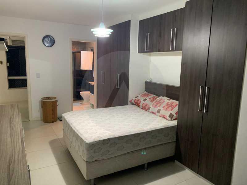 11 Casa Condomínio Itaipu. - Imobiliária Agatê Imóveis vende Casa em Condomínio - Itaipu - Niterói. - HTCN30104 - 12