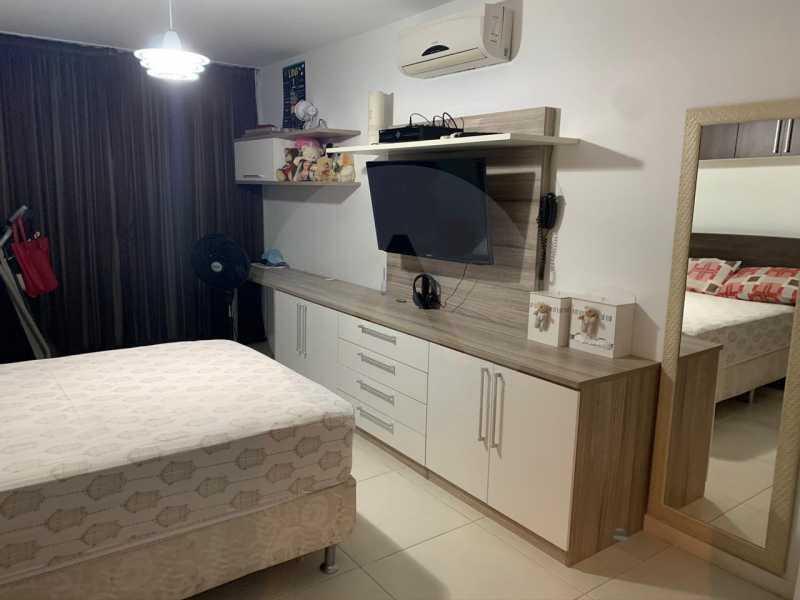 12 Casa Condomínio Itaipu. - Imobiliária Agatê Imóveis vende Casa em Condomínio - Itaipu - Niterói. - HTCN30104 - 13