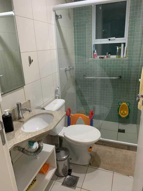 13 Casa Condomínio Itaipu. - Imobiliária Agatê Imóveis vende Casa em Condomínio - Itaipu - Niterói. - HTCN30104 - 14