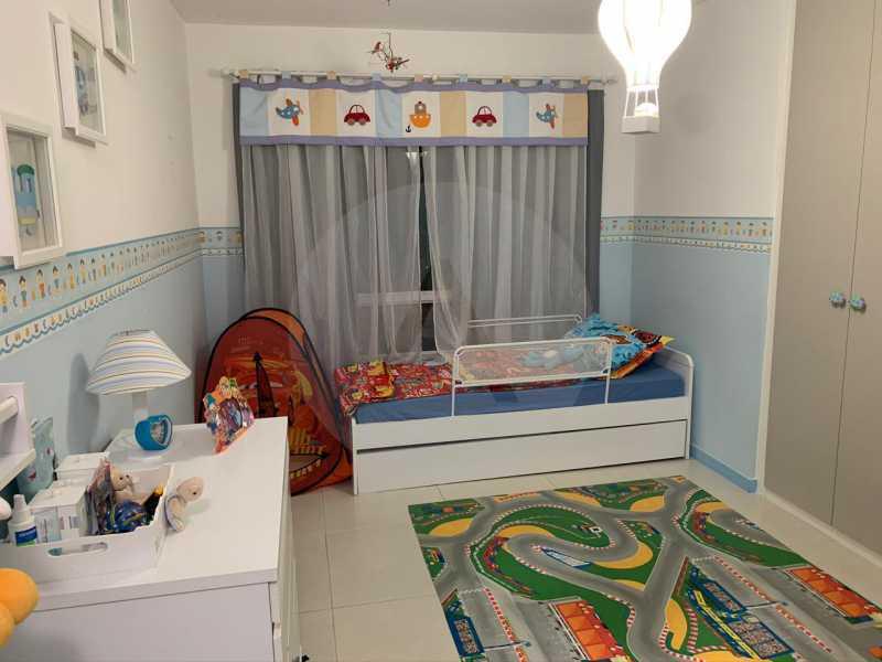 14 Casa Condomínio Itaipu. - Imobiliária Agatê Imóveis vende Casa em Condomínio - Itaipu - Niterói. - HTCN30104 - 15