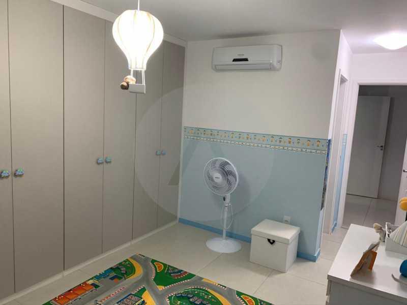 15 Casa Condomínio Itaipu. - Imobiliária Agatê Imóveis vende Casa em Condomínio - Itaipu - Niterói. - HTCN30104 - 16