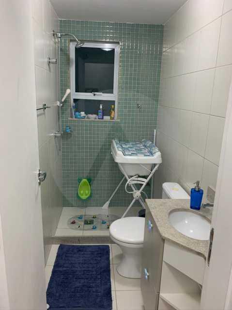 16 Casa Condomínio Itaipu. - Imobiliária Agatê Imóveis vende Casa em Condomínio - Itaipu - Niterói. - HTCN30104 - 17