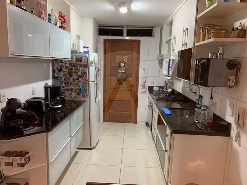 17 Casa Condomínio Itaipu. - Imobiliária Agatê Imóveis vende Casa em Condomínio - Itaipu - Niterói. - HTCN30104 - 18