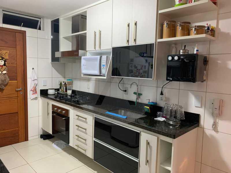 18 Casa Condomínio Itaipu. - Imobiliária Agatê Imóveis vende Casa em Condomínio - Itaipu - Niterói. - HTCN30104 - 19