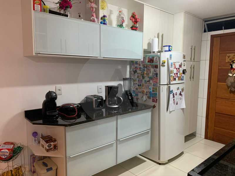 19 Casa Condomínio Itaipu. - Imobiliária Agatê Imóveis vende Casa em Condomínio - Itaipu - Niterói. - HTCN30104 - 20