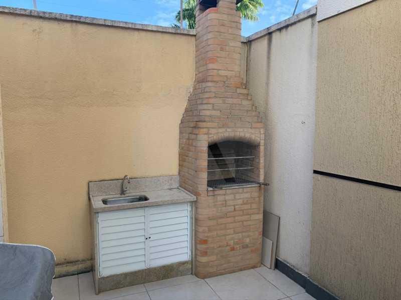 23 Casa Condomínio Itaipu. - Imobiliária Agatê Imóveis vende Casa em Condomínio - Itaipu - Niterói. - HTCN30104 - 24