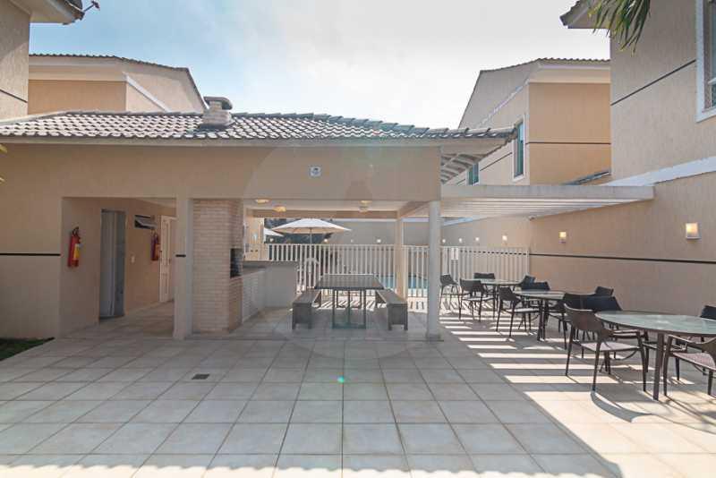 26 Casa Condomínio Itaipu. - Imobiliária Agatê Imóveis vende Casa em Condomínio - Itaipu - Niterói. - HTCN30104 - 27