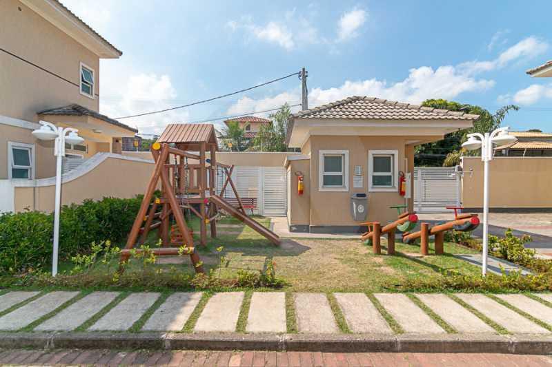 28 Casa Condomínio Itaipu. - Imobiliária Agatê Imóveis vende Casa em Condomínio - Itaipu - Niterói. - HTCN30104 - 29