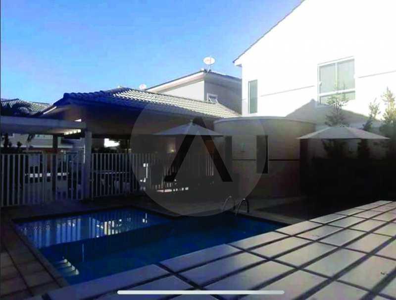 29 Casa Condomínio Itaipu. - Imobiliária Agatê Imóveis vende Casa em Condomínio - Itaipu - Niterói. - HTCN30104 - 30