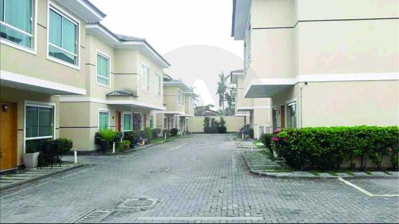 30 Casa Condomínio Itaipu. - Imobiliária Agatê Imóveis vende Casa em Condomínio - Itaipu - Niterói. - HTCN30104 - 31