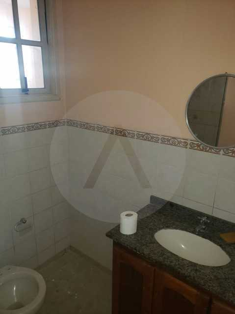 14 Casa Duplex Itaipu. - Imobiliária Agatê Imóveis vende Casa Duplex de 170m² Itaipu - Niterói por 500 mil reais. - HTCA30245 - 15