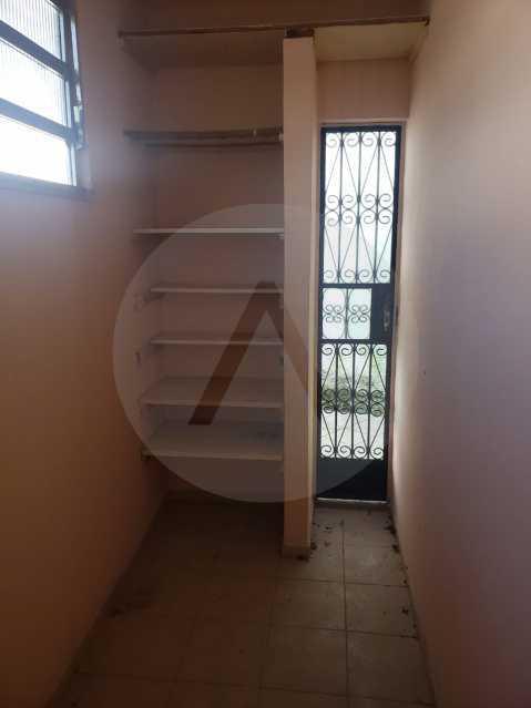 10 Casa Duplex Itaipu. - Imobiliária Agatê Imóveis vende Casa Duplex de 170m² Itaipu - Niterói por 500 mil reais. - HTCA30245 - 11