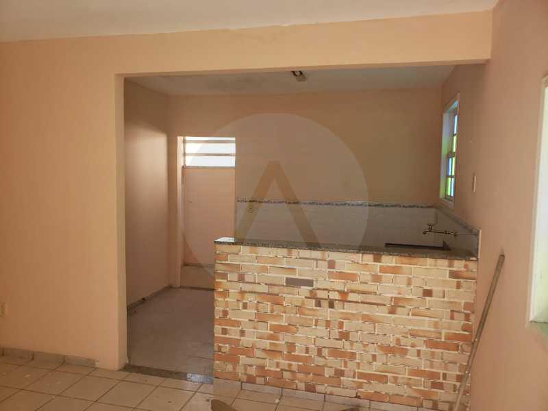 8 Casa Duplex Itaipu. - Imobiliária Agatê Imóveis vende Casa Duplex de 170m² Itaipu - Niterói por 500 mil reais. - HTCA30245 - 9