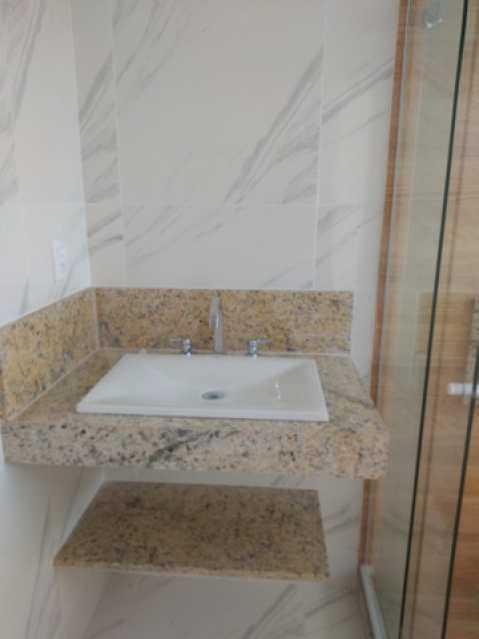 13 Casa Duplex Itaipu - Imobiliária Agatê Imóveis vende Casa Duplex de 168m² Itaipu - Niterói por 800 mil reais. Linda - HTCA30246 - 14
