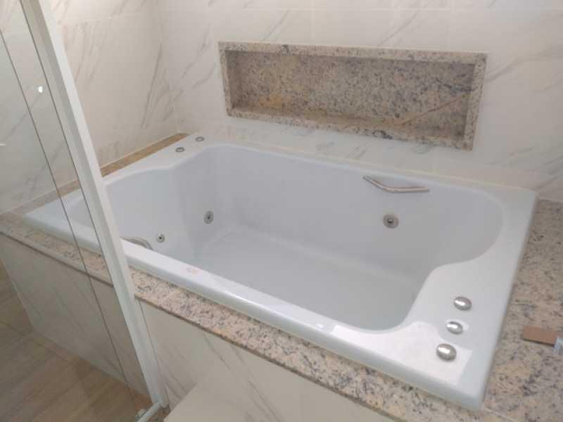 15 Casa Duplex Itaipu - Imobiliária Agatê Imóveis vende Casa Duplex de 168m² Itaipu - Niterói por 800 mil reais. Linda - HTCA30246 - 16