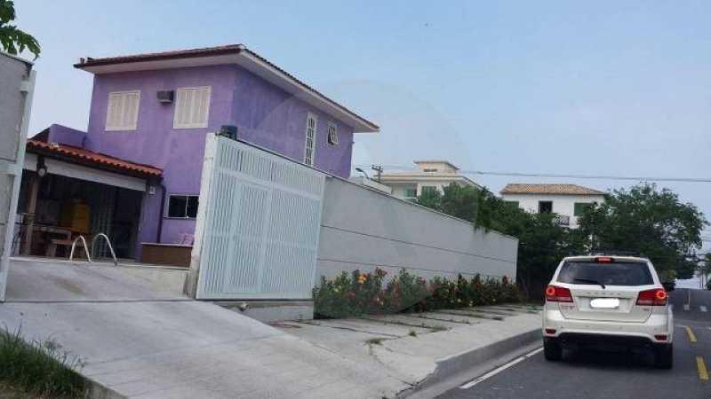 2 Casa Duplex Piratininga - Imobiliária Agatê Imóveis vende Casa Duplex de 170m² Piratininga - Niterói por R 1.190 mil reais. - HTCA40118 - 3