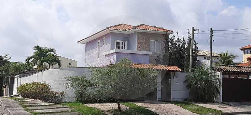 1 Casa Duplex Piratininga - Imobiliária Agatê Imóveis vende Casa Duplex de 170m² Piratininga - Niterói por R 1.190 mil reais. - HTCA40118 - 1