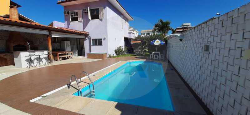 3 Casa Duplex Piratininga - Imobiliária Agatê Imóveis vende Casa Duplex de 170m² Piratininga - Niterói por R 1.190 mil reais. - HTCA40118 - 4