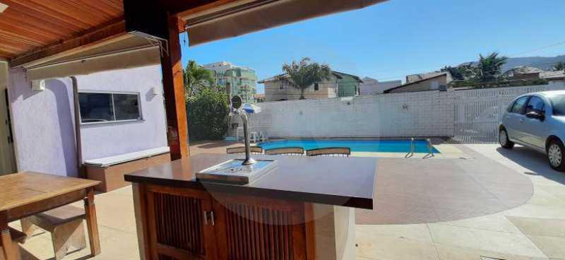 6 Casa Duplex Piratininga - Imobiliária Agatê Imóveis vende Casa Duplex de 170m² Piratininga - Niterói por R 1.190 mil reais. - HTCA40118 - 7